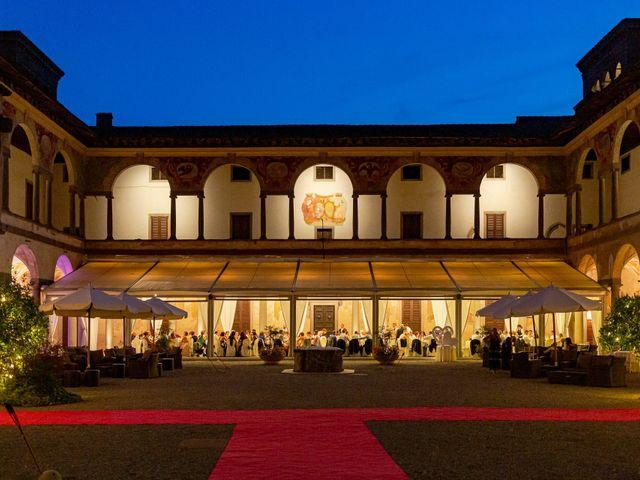 Il matrimonio di Alessio e Sara a Pantigliate, Milano 146