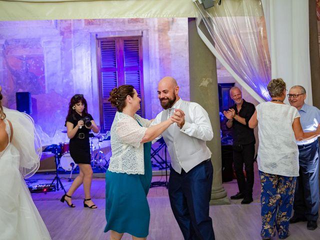 Il matrimonio di Alessio e Sara a Pantigliate, Milano 152