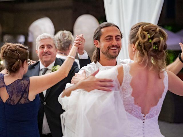 Il matrimonio di Alessio e Sara a Pantigliate, Milano 153