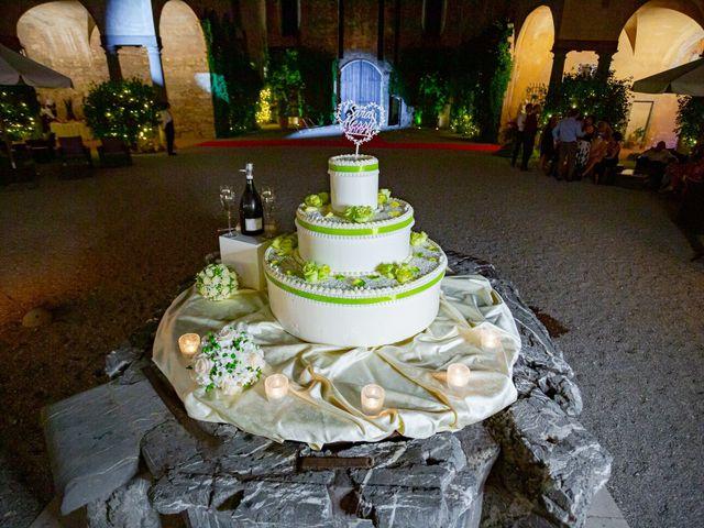 Il matrimonio di Alessio e Sara a Pantigliate, Milano 155