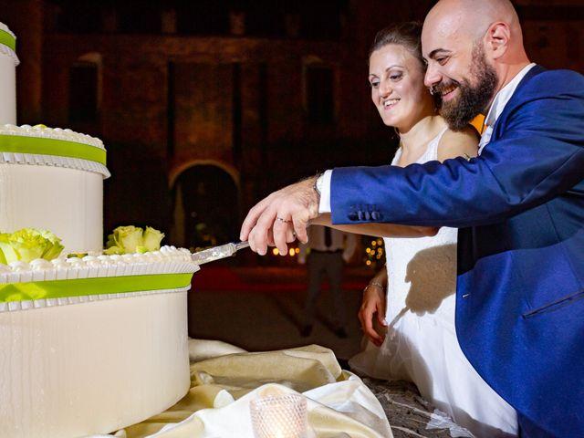 Il matrimonio di Alessio e Sara a Pantigliate, Milano 158