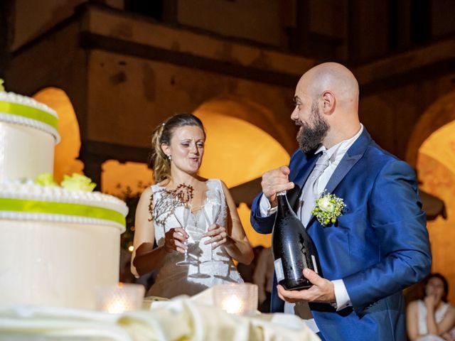 Il matrimonio di Alessio e Sara a Pantigliate, Milano 159