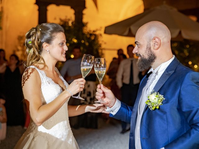 Il matrimonio di Alessio e Sara a Pantigliate, Milano 160