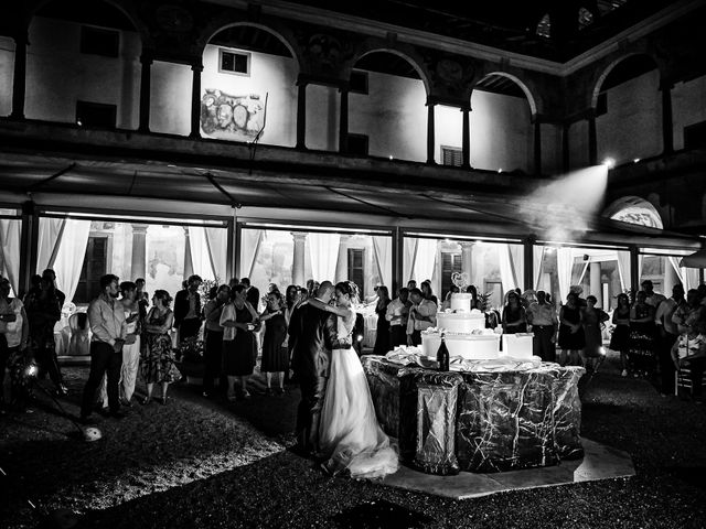Il matrimonio di Alessio e Sara a Pantigliate, Milano 162