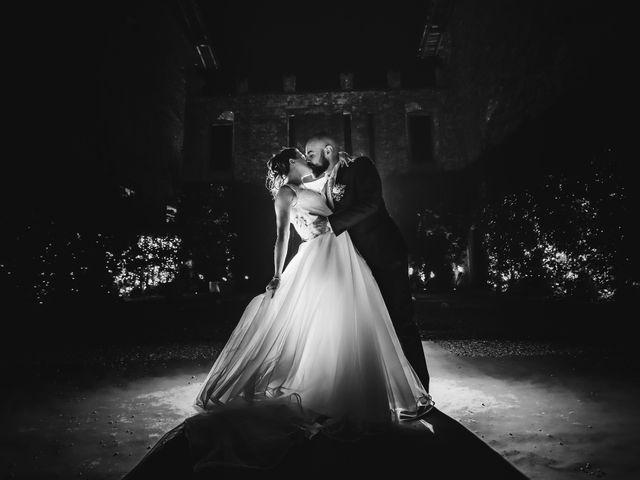 Il matrimonio di Alessio e Sara a Pantigliate, Milano 163