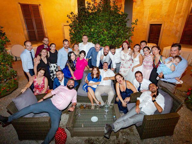 Il matrimonio di Alessio e Sara a Pantigliate, Milano 164