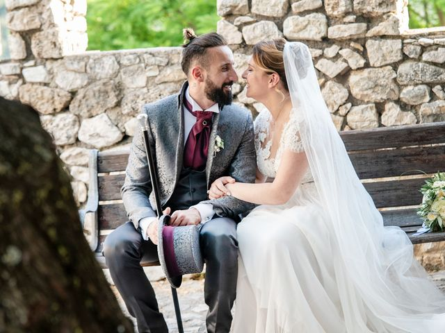 Le nozze di Gaia e Daniele