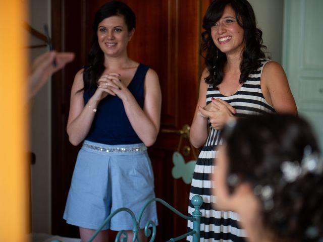Il matrimonio di Elia e Elena a Cislago, Varese 13