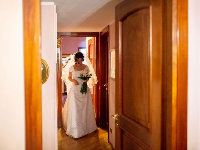 Il matrimonio di Elia e Elena a Cislago, Varese 27