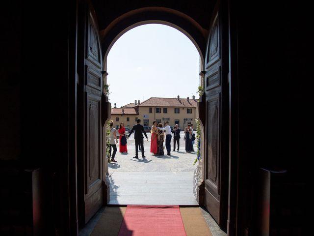 Il matrimonio di Elia e Elena a Cislago, Varese 36