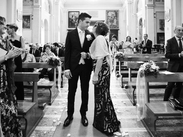 Il matrimonio di Elia e Elena a Cislago, Varese 37