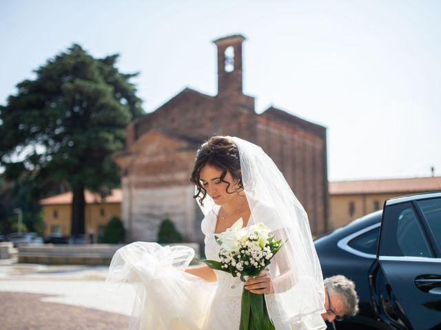 Il matrimonio di Elia e Elena a Cislago, Varese 40