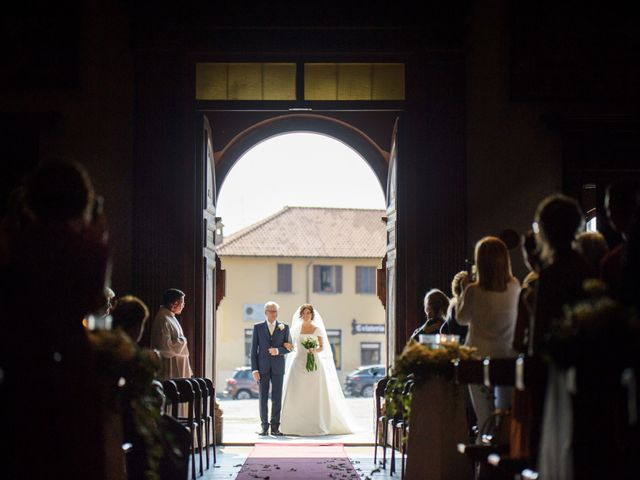 Il matrimonio di Elia e Elena a Cislago, Varese 42