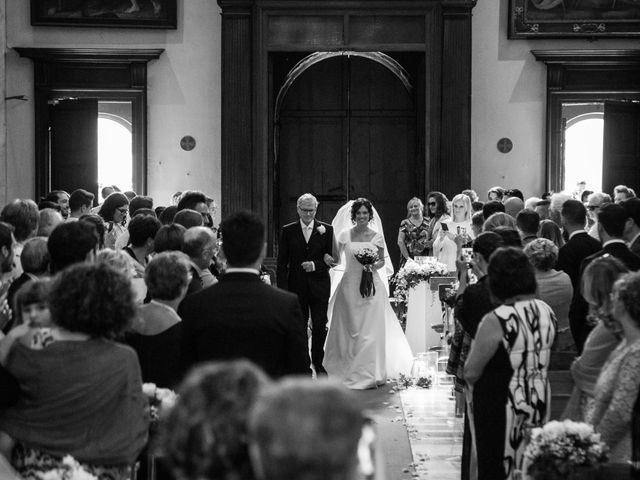 Il matrimonio di Elia e Elena a Cislago, Varese 44
