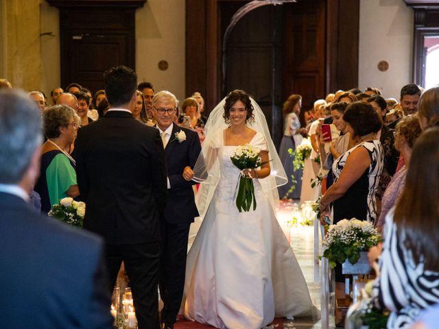 Il matrimonio di Elia e Elena a Cislago, Varese 45