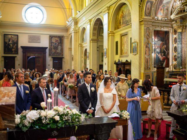 Il matrimonio di Elia e Elena a Cislago, Varese 46
