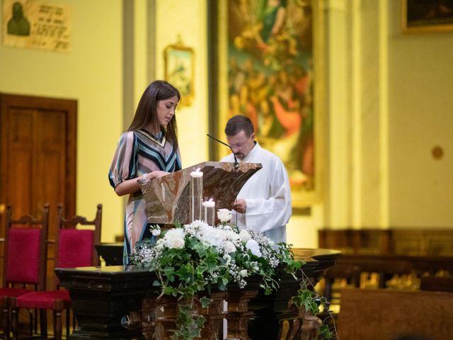 Il matrimonio di Elia e Elena a Cislago, Varese 47