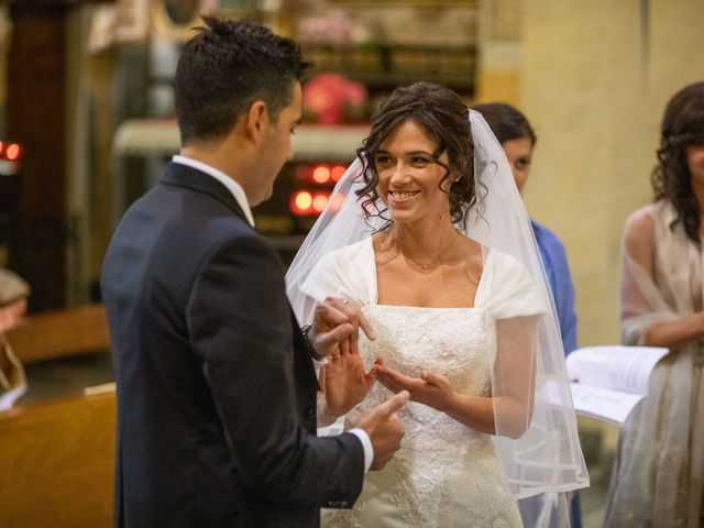 Il matrimonio di Elia e Elena a Cislago, Varese 51