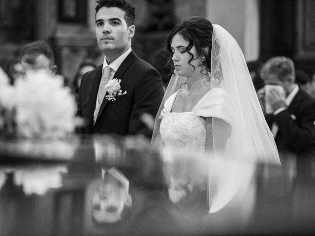 Il matrimonio di Elia e Elena a Cislago, Varese 55