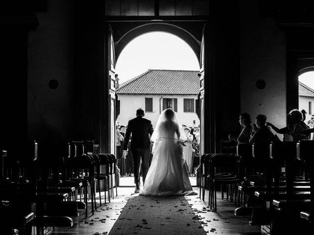 Il matrimonio di Elia e Elena a Cislago, Varese 57