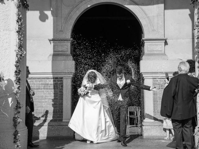 Il matrimonio di Elia e Elena a Cislago, Varese 58