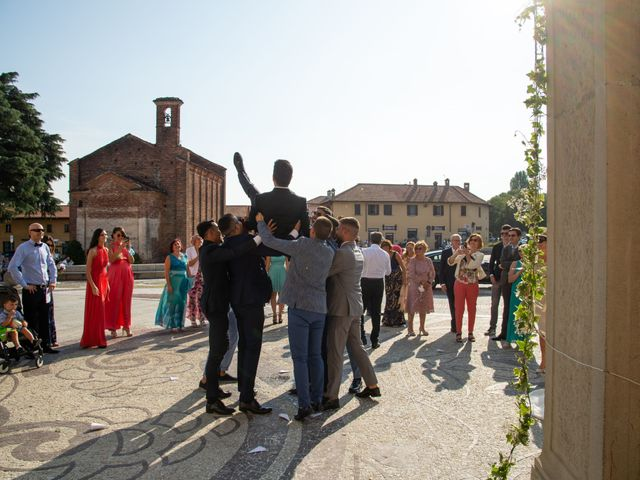 Il matrimonio di Elia e Elena a Cislago, Varese 61
