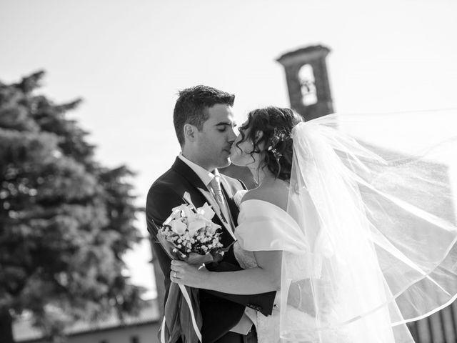 Il matrimonio di Elia e Elena a Cislago, Varese 62