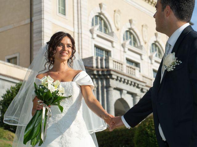 Il matrimonio di Elia e Elena a Cislago, Varese 64