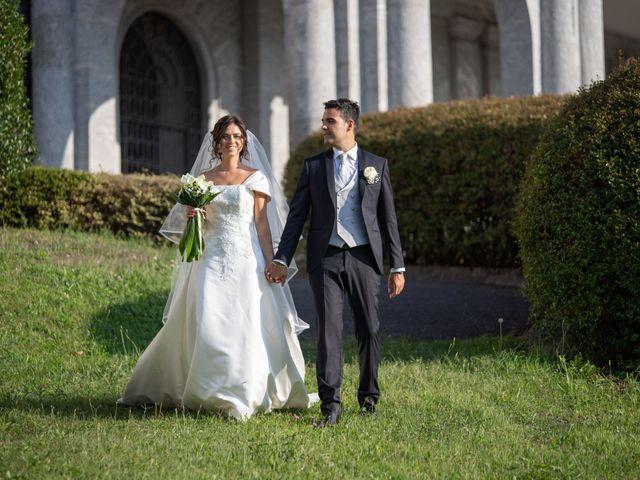 Il matrimonio di Elia e Elena a Cislago, Varese 65