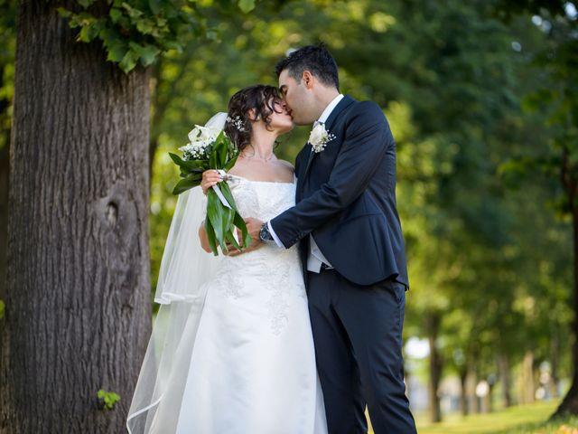 Il matrimonio di Elia e Elena a Cislago, Varese 67