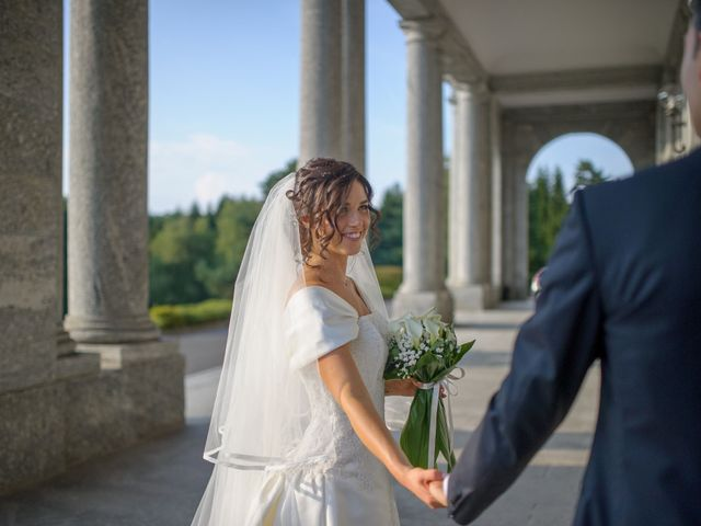 Il matrimonio di Elia e Elena a Cislago, Varese 68