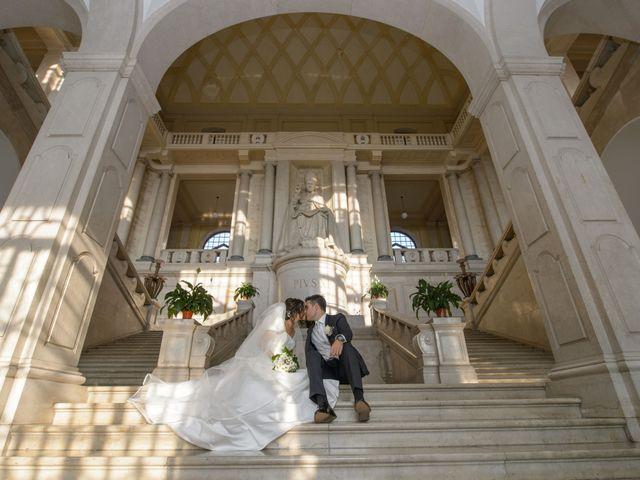 Il matrimonio di Elia e Elena a Cislago, Varese 72