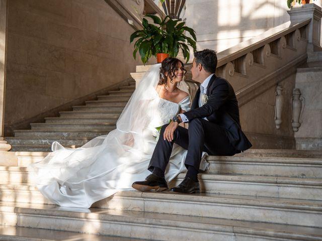 Il matrimonio di Elia e Elena a Cislago, Varese 73
