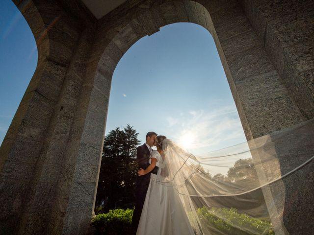 Il matrimonio di Elia e Elena a Cislago, Varese 74