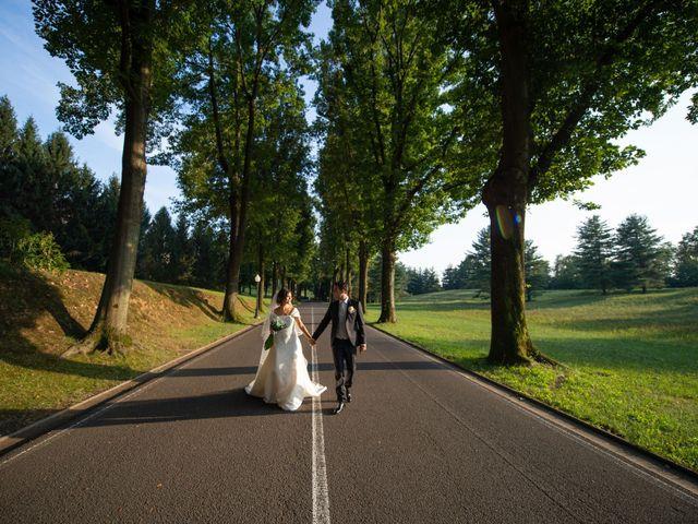 Il matrimonio di Elia e Elena a Cislago, Varese 75