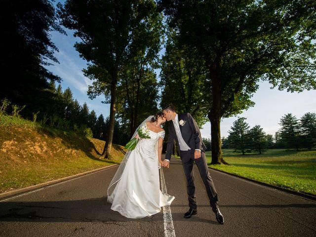Il matrimonio di Elia e Elena a Cislago, Varese 76