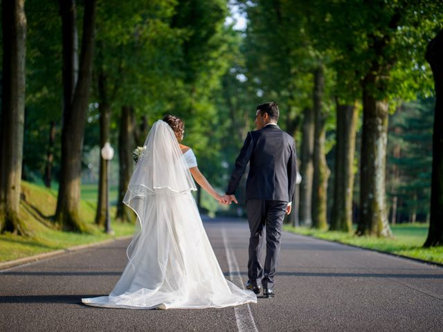Il matrimonio di Elia e Elena a Cislago, Varese 77