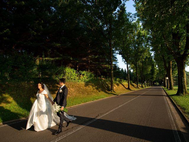 Il matrimonio di Elia e Elena a Cislago, Varese 78