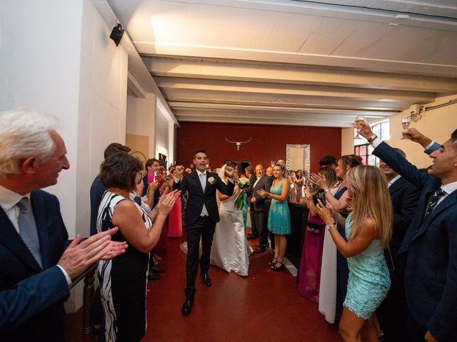 Il matrimonio di Elia e Elena a Cislago, Varese 80