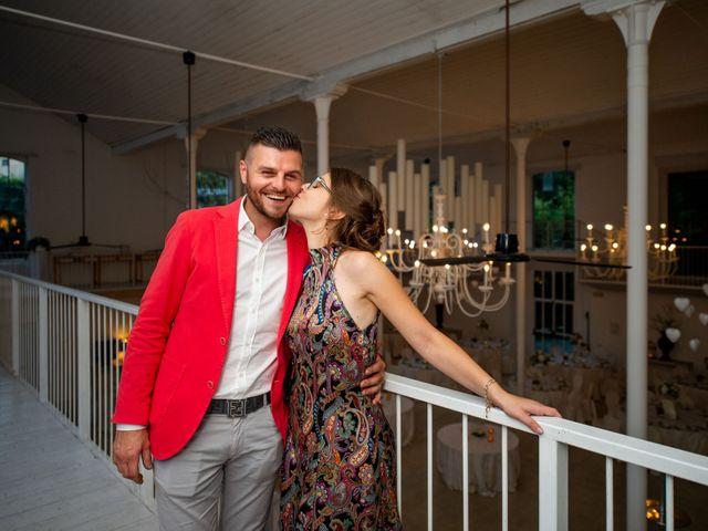 Il matrimonio di Elia e Elena a Cislago, Varese 84