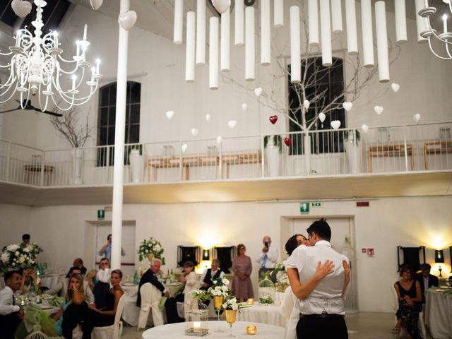 Il matrimonio di Elia e Elena a Cislago, Varese 88