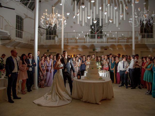 Il matrimonio di Elia e Elena a Cislago, Varese 93