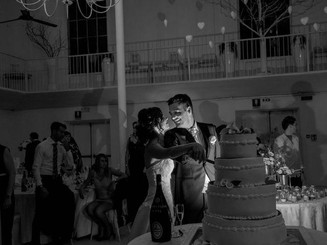 Il matrimonio di Elia e Elena a Cislago, Varese 94