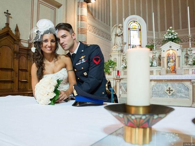 Il matrimonio di Andrea e Françoise a Milano, Milano 4