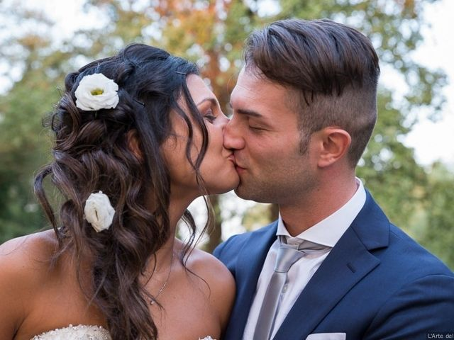 Il matrimonio di Andrea e Françoise a Milano, Milano 11