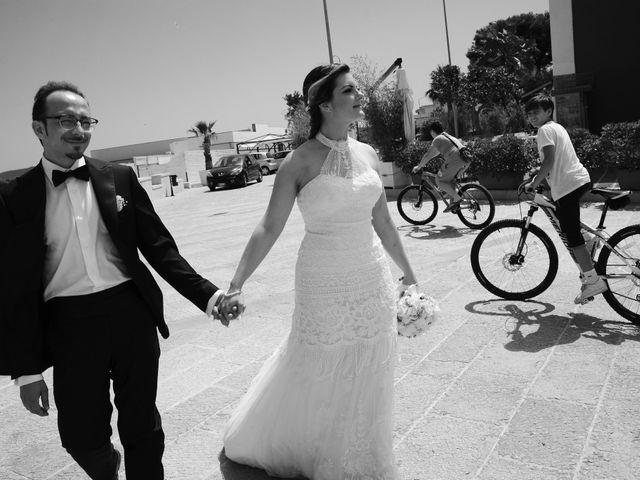 Le nozze di Annarita e Francesco