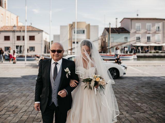 Il matrimonio di Manuel e Martina a Cesenatico, Forlì-Cesena 33
