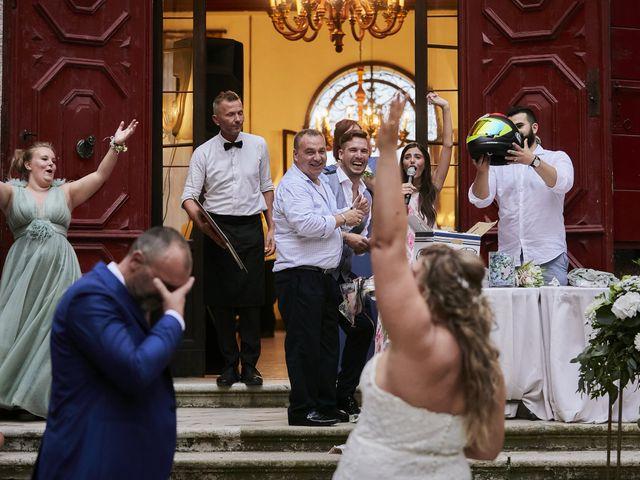 Il matrimonio di Walter e Giovanna a Montebelluna, Treviso 1