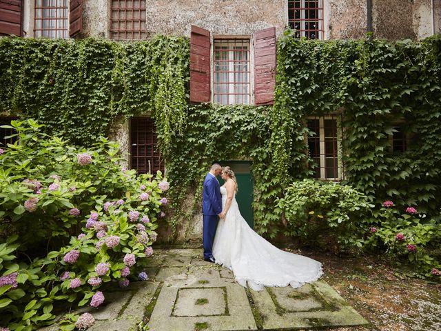 Il matrimonio di Walter e Giovanna a Montebelluna, Treviso 2