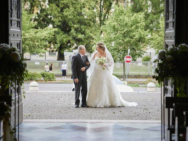 Il matrimonio di Walter e Giovanna a Montebelluna, Treviso 13